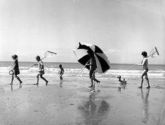 fotografia in bianco e nero di robert doisneau