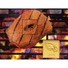 Philadelphia Eagles Fan Brands Grill Logo