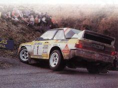 S. Blomqvist - Audi Quattro Sport (Montecarlo 85)