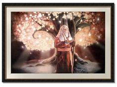 Lehi Sanchez -Tree of Life Book Of Mormon Scriptures, Book Of Mormon Stories, Jesus Art, Jesus Christ, Navajo Art, Lds Art, Art Series, Dream Art, Fantastic Art