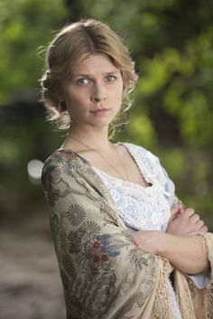clemence poesy, the hollow crown