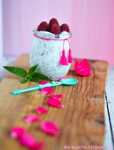 Joghurt Chiapudding