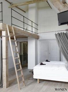 ... via Welke.nl  Home sweet home  Pinterest  Beds, Loft Beds and Loft