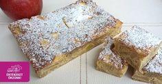 Rostban gazdag gyors almás sütemény (light paleo, gluténementes, tejmentes, szénhidrátszegény)