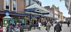 Wellingborough Swansgate Shopping Centre