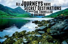 'All journeys have secret destinations of which the traveller is unaware' - We love this inspirational travel quote by Martin Buber Scottish Quotes, London Blog, Modern Metropolis, Old City, Travel Quotes, Beautiful Images, Wanderlust, Journey, Martin Buber
