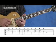 Soloing with Double Stops Guitar Lesson - YouTube