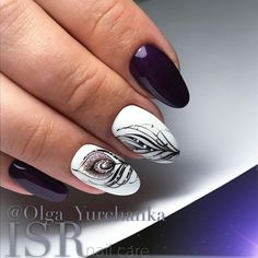 65 beautiful nail art designs & beautiful nail styles for ladies Source by vavnageldesign The post 65 Beautiful Nail Art Designs & Beautiful Nails styles for ladies # & appeared first on nails. Cute Nails, Pretty Nails, My Nails, Glitter Nails, Latest Nail Designs, Cute Nail Designs, Feather Nail Designs, Latest Nail Art, Feather Nails