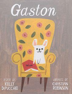Livres Ouverts : Gaston