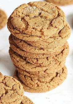 These Keto gingersnap cookies are the perfect holiday treat. You will love these Keto cookies These Keto gingersnap cookies are the perfect holiday treat. You will love these Keto cookies Keto Friendly Desserts, Low Carb Desserts, Low Carb Recipes, Dessert Recipes, Cupcake Recipes, Cookie Recipes, Snack Recipes, Healthy Recipes, Keto Cookies