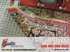 Dry Cleaning Rugs Oklahoma City:  What is the Ideal Rug Cleaning Method