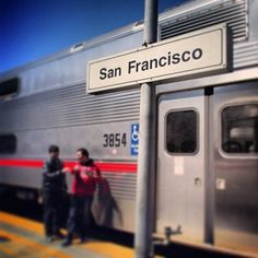 #Caltrain Instagram of the Week, 9-20-2013.