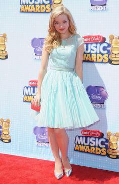 Dove Cameron -- Most Stylish Celebs at the 2014 Radio Disney Music Awards | Twist #RDMAs