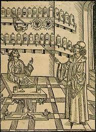 european apothecary
