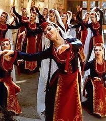 Nazbar- Armenian Folk dance
