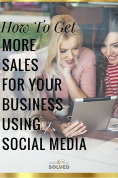 Awesome training showing you how to use social media to get more customers, more leads, and more sales.   Perfect social media strategy for small business owners.