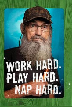 Hey jack that's a fact!! Si Robertson your the best!!!!