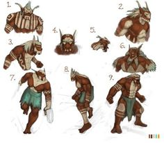 Makapoa Warrior by DreamloopGames