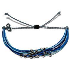 Ozean ohne Plastik Perlen - Weltfreund Armbänder Ocean, Make A Donation, Friendship, Arts And Crafts