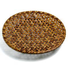 時代竹金星の盛器・宮崎珠太郎:和食器: japanese tableware