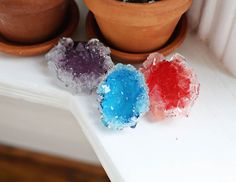 How to Grow Your Own Crystals - A Beautiful Mess how fun would this be with the kiddos