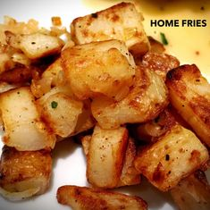 Home Fries… – You Betcha Can Make This!
