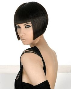 french style bob hair style
