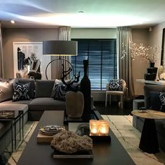 Also small city apartments are part of our portfolio.this open plan loft in the historical centre of amsterdam still looks and feels… Cozy Living Rooms, Home Living Room, Apartment Living, Living Room Decor, Interior Design Living Room, Living Room Designs, Home Decor Furniture, Home Bedroom, Family Room