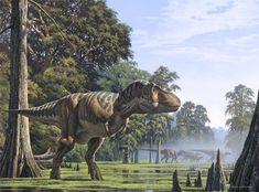 Tyrannosaurus, Raúl Martín.