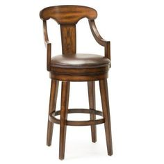 Hillsdale Upton 26.5 in. Swivel Counter Stool - 4499-826, Durable