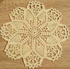 #crochet #doily KristinaN.