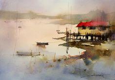 Resultado de imagen de lovett watercolor