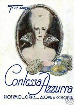 Contessa Azzurra from Giviemme