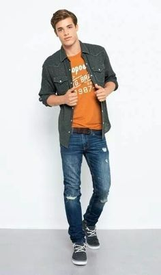 Image result for high school boy outfits
