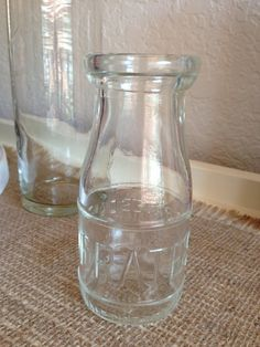 RARE Frates Dairy Milk Bottle Famous New by IndianRiverCurrents, $24.00