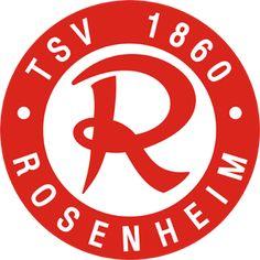 1860, TSV 1860 Rosenheim  (Germany) #TSV1860Rosenheim #Germany (L17114)
