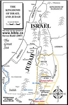 kingdoms of israel and judah--free Bible maps Bible Teachings, Bible Scriptures, Bible Coloring Pages, Coloring Sheets, Bible Mapping, Religion Catolica, Bible Knowledge, Free Bible, Thinking Day
