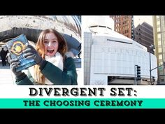 Insurgent | Revisiting the Choosing Ceremony Set | Divergent Series - YouTube