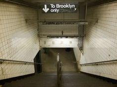 Brooklyn, New York, NY, NYC, subway, architecture, commute,  commuting, Mattias Satterstrom, Mattias Sätterström