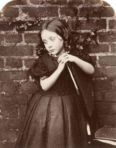 Charles Lutwidge Dodgson (Lewis Caroll) Amy Hughes 1863