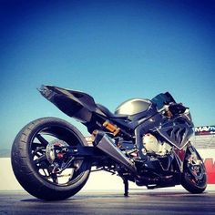 BMW 1000RR....couldn't help myself. Sweet bike.