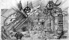 Inside the Production Design of 'Hugo' - NYTimes.com