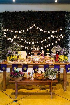 Festa Enrolados Rapunzel Tangled party www.bacurifestas.com.br