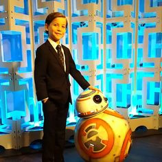 Pin for Later: Jacob Tremblay Had the Cutest Night at the Critics' Choice Awards, Hands Down