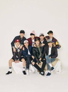 EXO Perfects The Sporty Casual Look For Hats On | Soompi