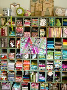 Fabric Storage!