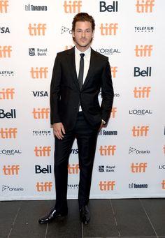 Gaspard Ulliel au Festival International du Film de Toronto Royal Films, Gaspard Ulliel, Royal Bank, L'oréal Paris, Im In Love, Popsugar, Celebrity Crush, Mens Suits, Toronto