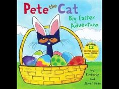 Pete the cat big easter adventure! - YouTube