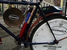 The Drum Bicycle - Customised Copenhagen Bikes