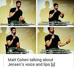 Matt is all of us